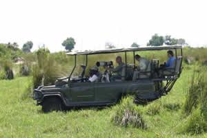 3 Days Flight Safari To Amboseli Serena Lodge Tour