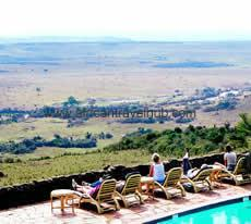 3 Days Flight Safari To Mara Serena Lodge Tour