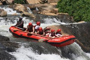 White Water Rafting In Kenya